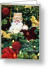 Tis The Season - Seasonal Art Greeting Card