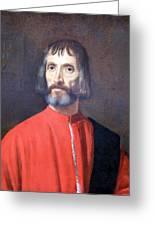 Titian's Andrea Dei Franceschi Greeting Card