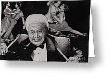 Tito Puente Greeting Card