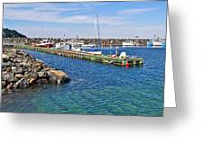 Tiverton On Digby Neck-ns Greeting Card