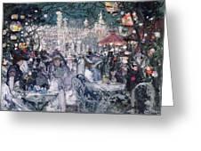 Tivoli Gardens Greeting Card