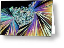 Tnt Explosive Crystals Greeting Card