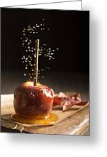 Toffee Apple Greeting Card