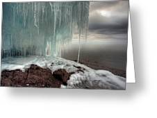 Tofte Oce Formations IIi Greeting Card