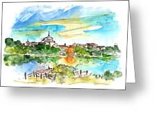 Toledo 03 Greeting Card