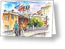 Toledo 04 Greeting Card