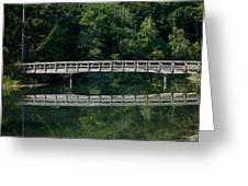 Tolmie Bridge Greeting Card