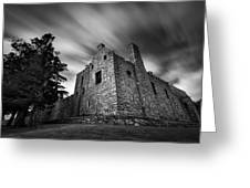 Tolquhon Castle Greeting Card
