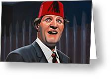 Tommy Cooper Greeting Card