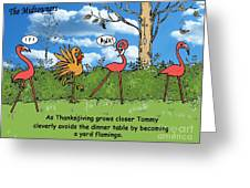 Tommy Greeting Card