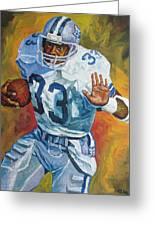 Tony Dorsett - Dallas Cowboys  Greeting Card