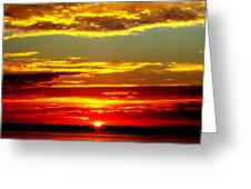 Topsail Island Greeting Card