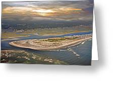 Topsail Island Paradise Greeting Card
