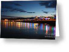 Torbay Nights Greeting Card