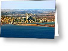 Toronto 2 Greeting Card