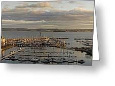 Torquay Panorama Greeting Card