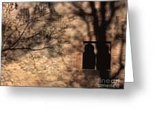 Torre De Las Infantas In The Alhambra Greeting Card