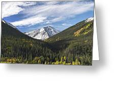 Torreys Peak 3 Greeting Card