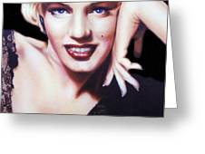 Totally Marilyn Greeting Card