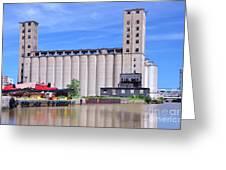 Tour Down Buffalo River Greeting Card