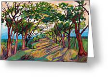 Towards Griffith Greeting Card