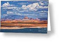 Tower Butte Greeting Card