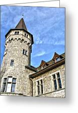 Tower Of History Greeting Card