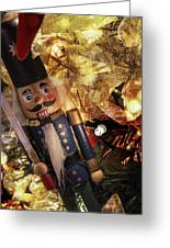 Toy Soldier Greeting Card