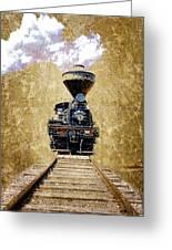 Train Greeting Card