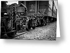 Trains 18 Greeting Card