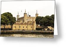 Traitors Gate Greeting Card