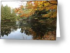 Tranquil Getaway Greeting Card