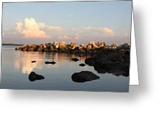 Tranquil Inlet Greeting Card