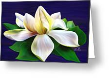 Tranquility Greeting Card by Laura Bell