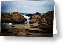 Transcend - Monterey, California Greeting Card