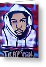 Trayvon's America Greeting Card