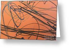 Treads 11 Greeting Card