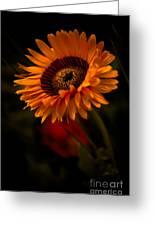 Treasure Flower Greeting Card