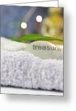 Treasure Greeting Card