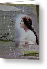 Treasured Moments Greeting Card
