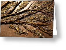 Tree Of Hope Detail Greeting Card