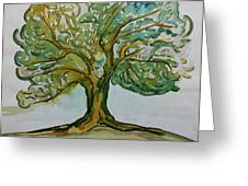 Tree Of Life Greeting Card