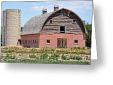 Tremonton Barn Greeting Card