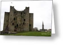 Trim Castle - Ireland Greeting Card