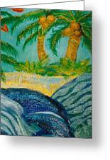 Trip To The Tropics II Greeting Card
