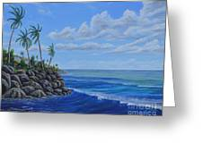 Tropical Day Greeting Card