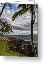 Tropical Days Greeting Card