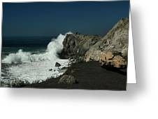 Tropical Storm Marie 3 Greeting Card