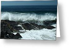 Tropical Storm Marie  Greeting Card