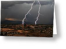 Tucson Double Greeting Card